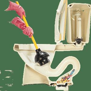 WC dugulási okok